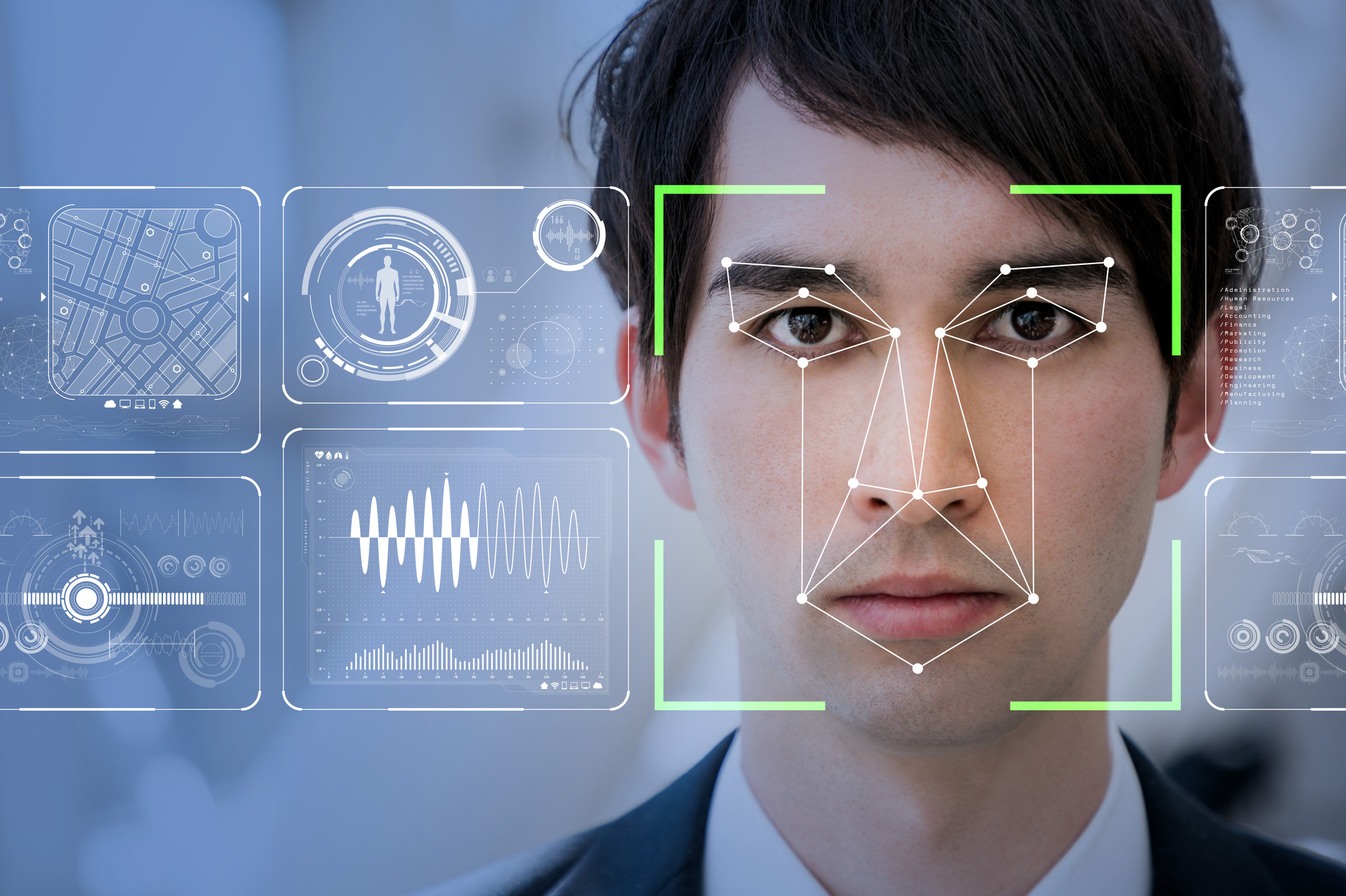 The scary side of biometric security